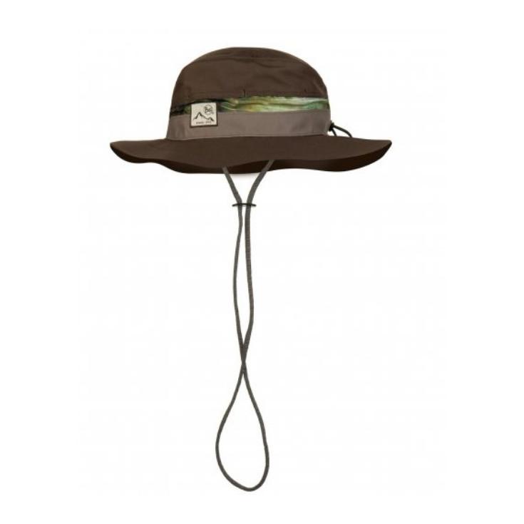 Chapeau de randonnée BOONEY HAT Diode Khaki Green Buff