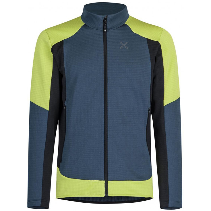 Polaire STRETCH COLOR JACKET 8647 lime-green Montura