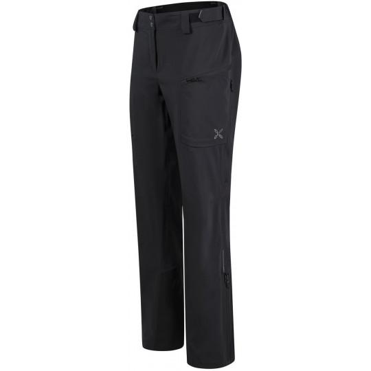 Pantalon de ski femme MULTI PANTS WOMAN noir Montura