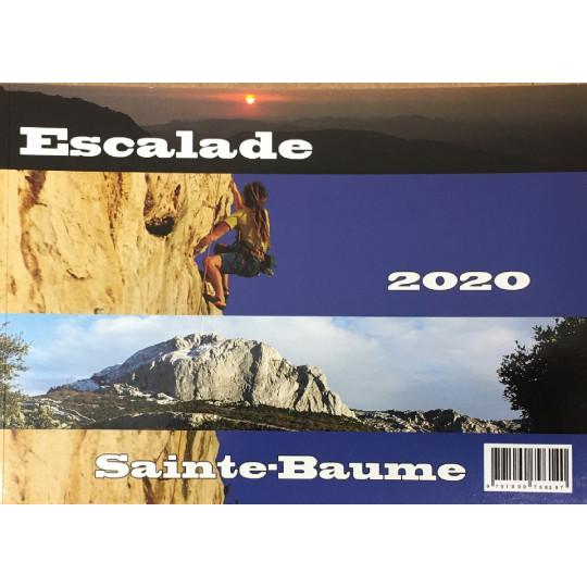Livre topo Escalade Sainte Baume - Nota Bene 2020
