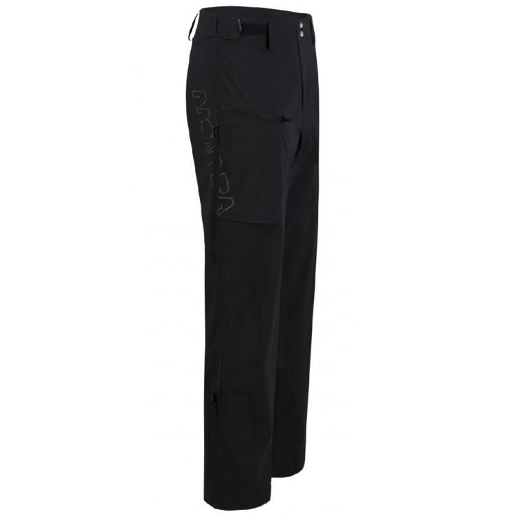 Pantalon de ski MULTI PANTS noir Montura