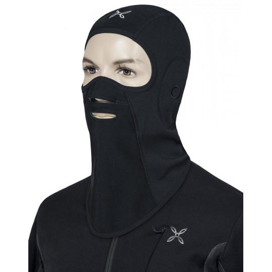 Cagoule BALACLAVA LIGHT CAP noire Montura