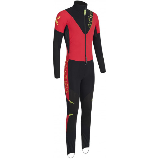 Combinaison ski alpinisme VIKING OVERALL rouge Montura
