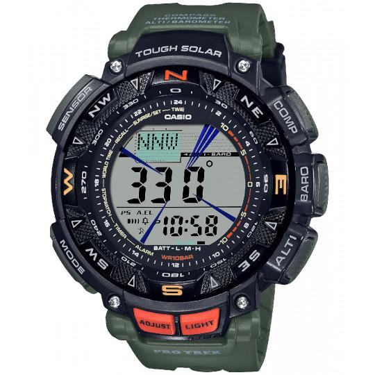 Montre altimètre CASIO PRG-240-3ER PRO TREK