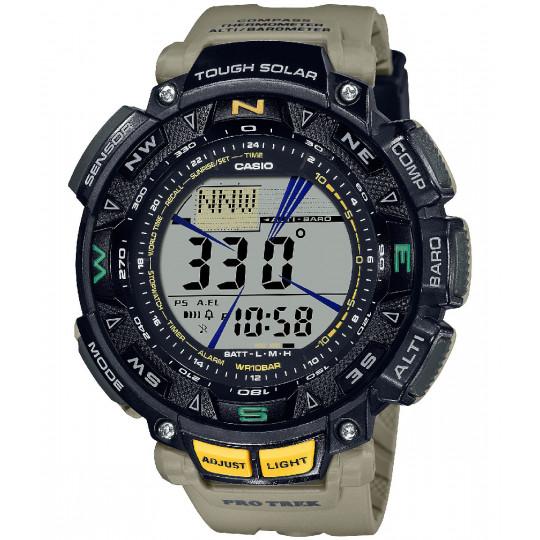 Montre altimètre CASIO PRG-240-5ER PRO TREK