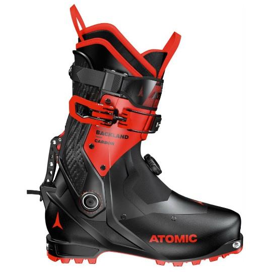 Chaussure ski de rando BACKLAND CARBON Black-Red Atomic 2022
