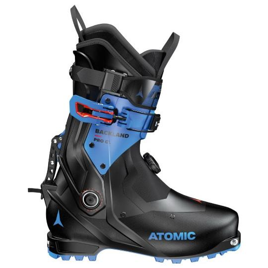Chaussure ski de rando BACKLAND PRO CL black-blue Atomic 2022