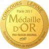 Bâtons monobrin LBA France DESEZ A2-16.com (la paire)