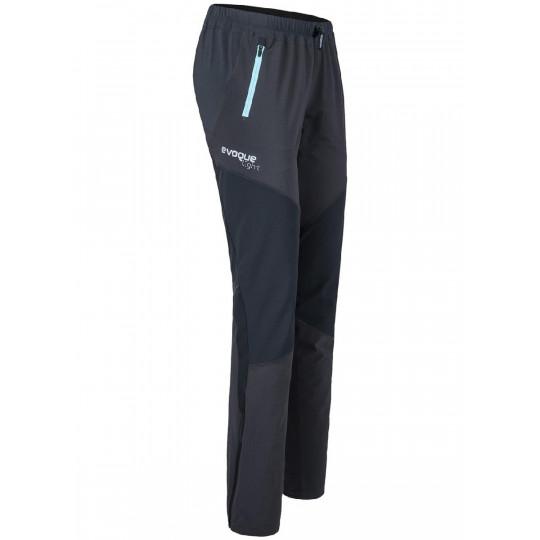 Pantalon Softshell femme EVOQUE LIGHT 2 PANTS Woman 9229 icy-blue Montura