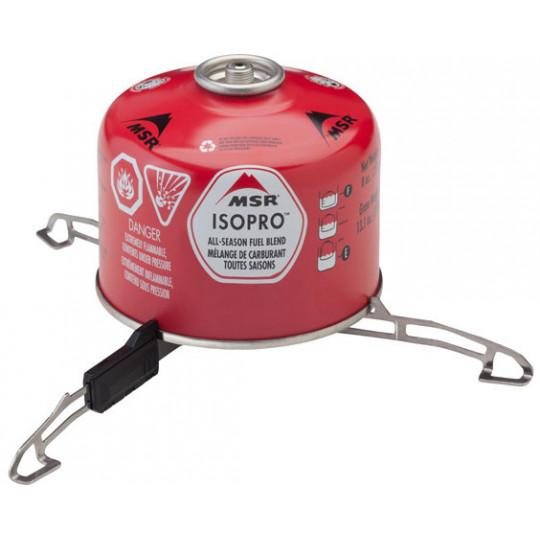 Stabilisateur / trépied pour cartouches de gaz UNIVERSEL STAND de MSR Gear