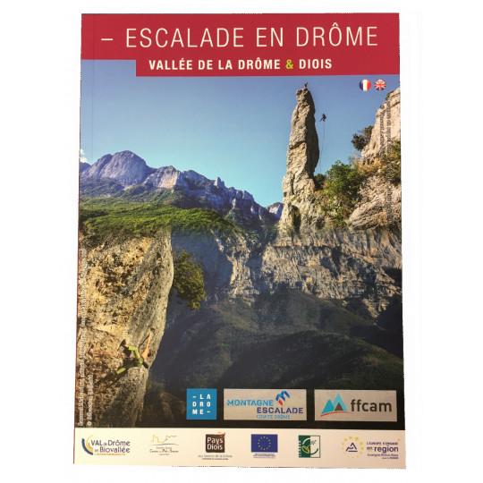 Livre Topo Escalade en Drôme - Vallée de la Drôme et DIOIS - FFME 2020