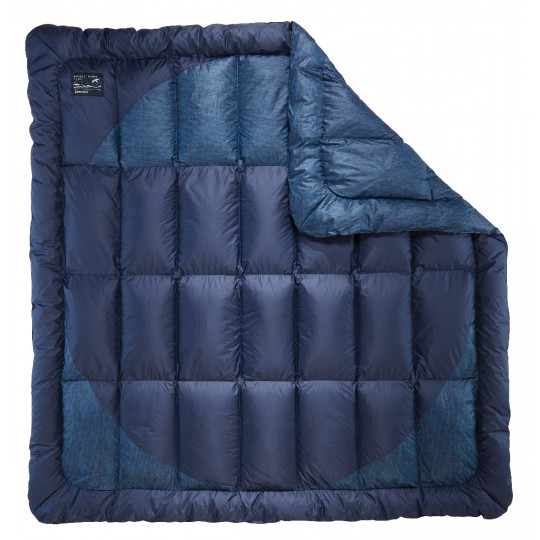 Couette double 2P RAMBLE DOWN BLANKET eclipse-blue THERMAREST