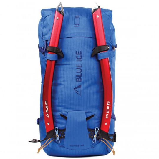 Sac à dos alpinisme WARTHOG 30L Blue Ice