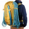 Sac à dos ski de rando KUME 30L super-lemon Blue Ice