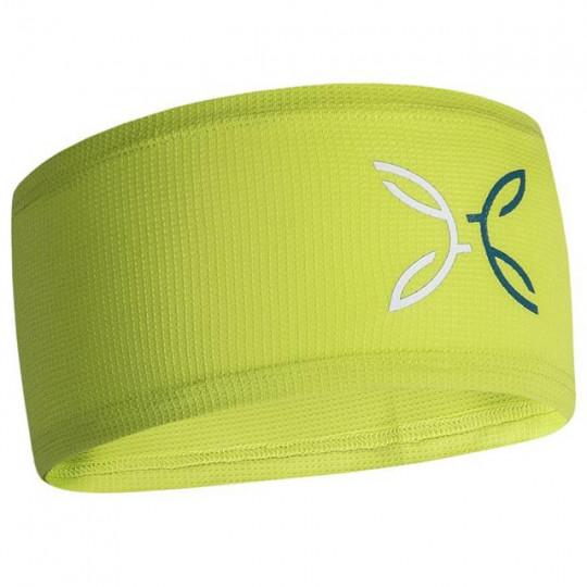 Bandeau respirant PRISMA BAND 4751 lime-green Montura
