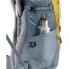Sac à dos trekking Aircontact Lite 65+10L safran Deuter
