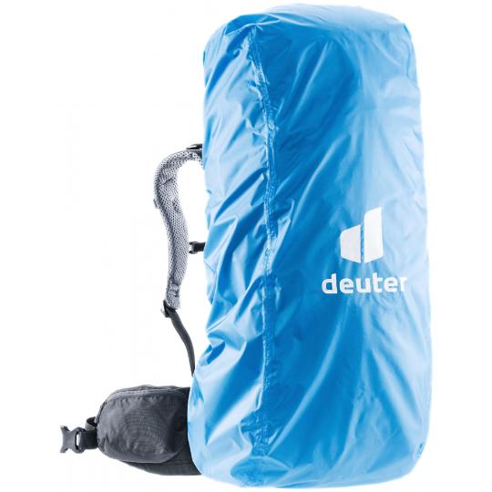 Housse sac à dos anti-pluie RAINCOVER III bleu 45-90L Deuter