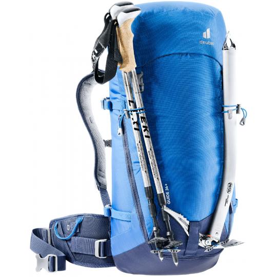 Sac à dos montagne Guide 34+8L lapis-navy Deuter 2021