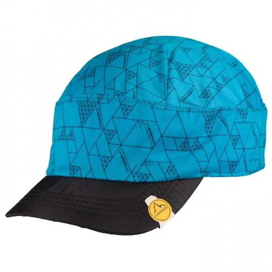Casquette ultra-légère et pliable TX CAP bleu-opal La Sportiva