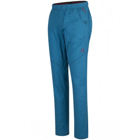 Pantalon coton M+ LAPSUS PANTS 8310 blue-red Montura