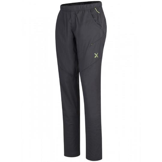 Pantalon coton M+ LAPSUS PANTS 9547 grey-lime Montura