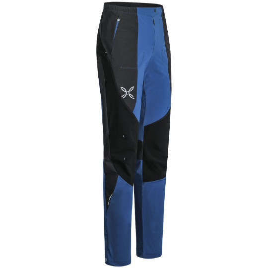 Pantalon montagne ROCKY PANTS bleu-noir Montura