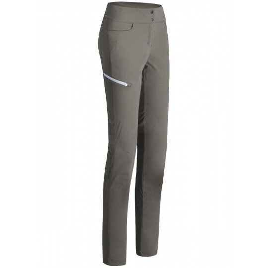 Pantalon de randonnée femme MOVING PANTS WOMAN dove-grey Montura