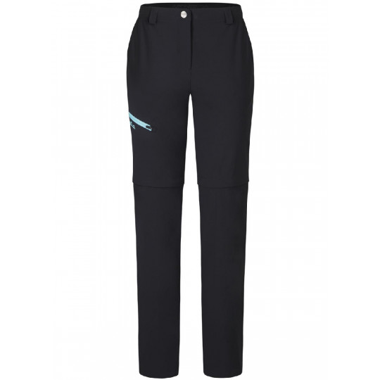 Pantalon de randonnée femme PULSAR ZIP OFF PANTS WOMAN slate-grey Montura