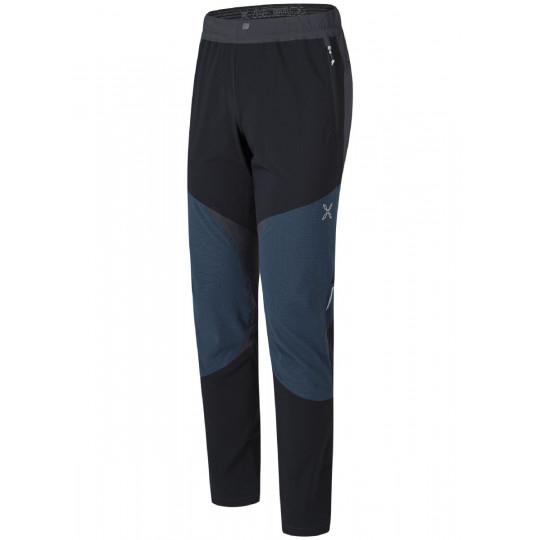 Pantalon Softshell VERTIGO TEKNO PANTS 9083 noir-bleu Montura