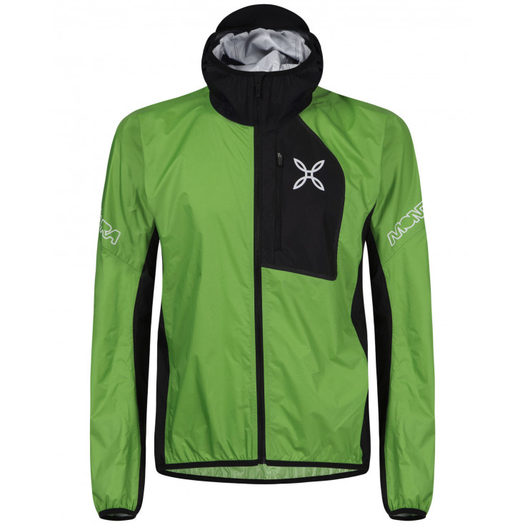 Veste imperméable RAIN SAFE 2.0 JACKET 2,5L green Montura