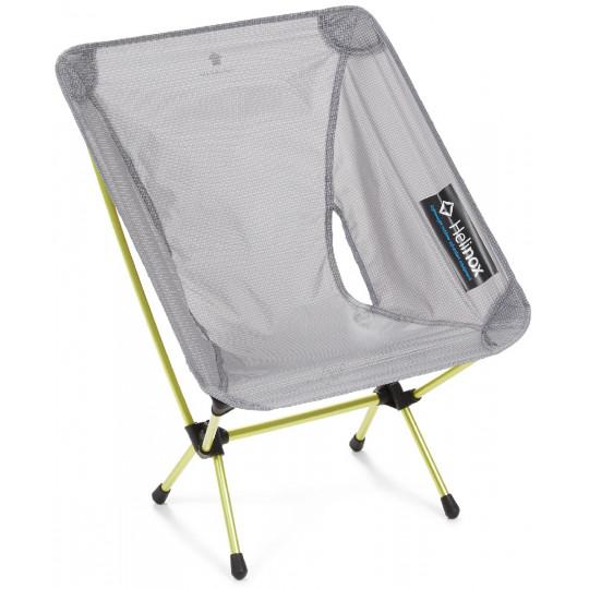 Chaise compacte de randonnée et camping CHAIR ZERO grey Helinox