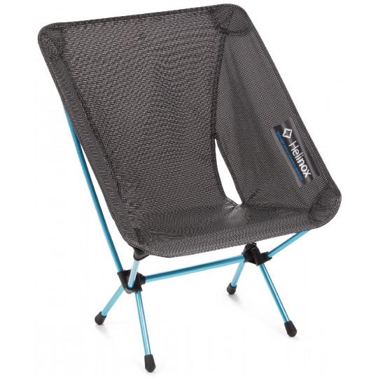 Chaise de randonnée et camping CHAIR ZERO black Helinox