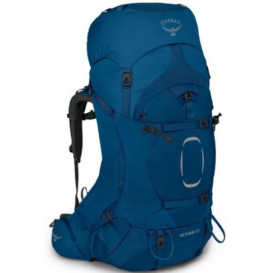 Sac à dos trekking AETHER 65 deep-water-blue Osprey Packs 2021