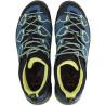 Chaussure YARU AIR blue-lime Montura