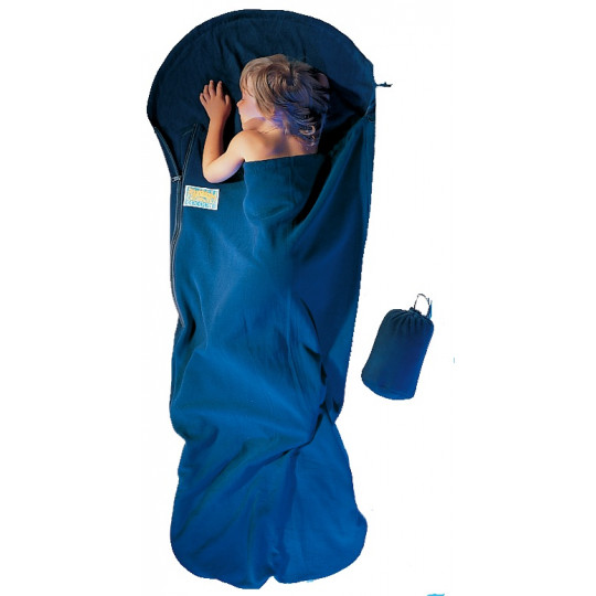 Drap de sac enfant polaire KIDBAG 100% polyester +8°C chuchuna COCOON