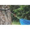 Sangles de fixations ultra-légères pour hamac HAMMOCK TREE STRAPS UL grises COCOON