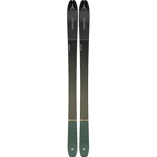 Ski de rando Backland 95 green Atomic 2022