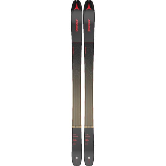 Ski de rando BACKLAND 86 SL black-red Atomic 2022