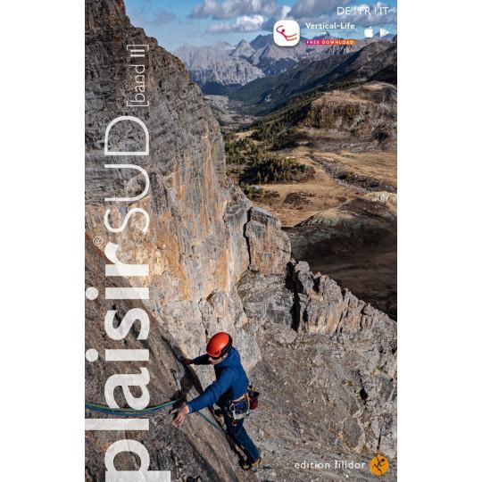Livre Topo Escalade PLAISIR SUD 2020 Tome 2 Editions Filidor DE-FR-IT