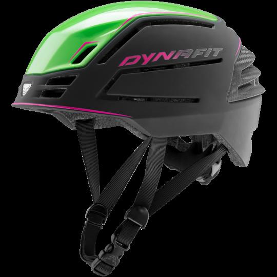 Casque ski double norme DNA HELMET black-green Dynafit