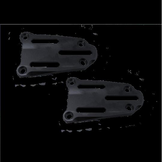 Plaque de réglage ADJUSTEMENT PLATE pour fixation ski de rando LOW TECH RACE 105 et 115 de Dynafit 2022