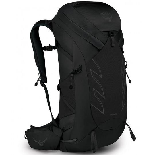 Sac à dos TALON 36 stealth-black Osprey Packs 2021 + RAINCOVER ULTRALIGHT