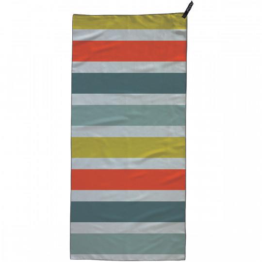 Serviette microfibre PERSONAL mains M bold stripe Packtowl