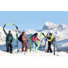 Ski de rando RIPSTICK TOUR 94 marron Elan 2022