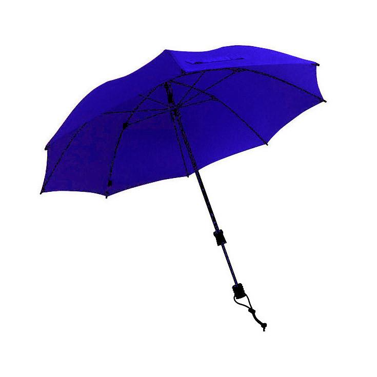 Parapluie randonnée main libre SWING bleu-navy EuroSCHIRM