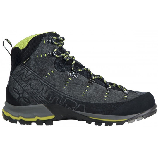 Chaussure de randonnée ALTURA GTX anthracite-lime Montura