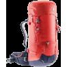 Sac à dos femme Guide 42+ SL chili-navy Deuter 2021