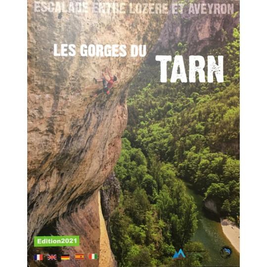 Livre Topo Escalade LES GORGES DU TARN-Entre Lozère et Aveyron-CAF-2021