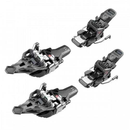 Fixation ski de rando avec freins-skis TECTON CARBON de FRITSCHI Swiss Bindings