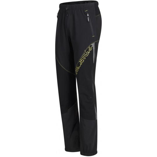 Pantalon Softshell UPGRADE 3.0 PANTS 9047 noir-lime Montura